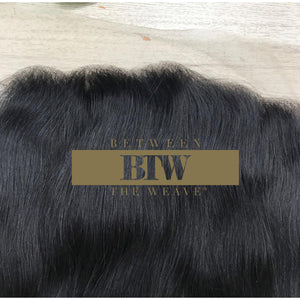 STRAIGHT FRONTAL FRONTAL 13x4 or 13x6