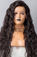 RAW HAIR LOOSE WAVE- HD LACE WIG