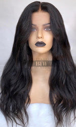 RAW BODY WAVE- HD LACE WIG