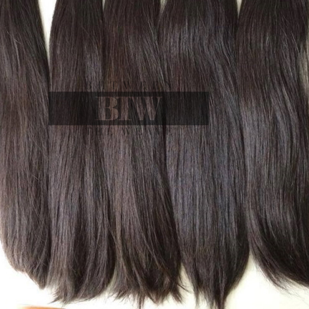 STRAIGHT-RAW HAIR BUNDLE DEAL