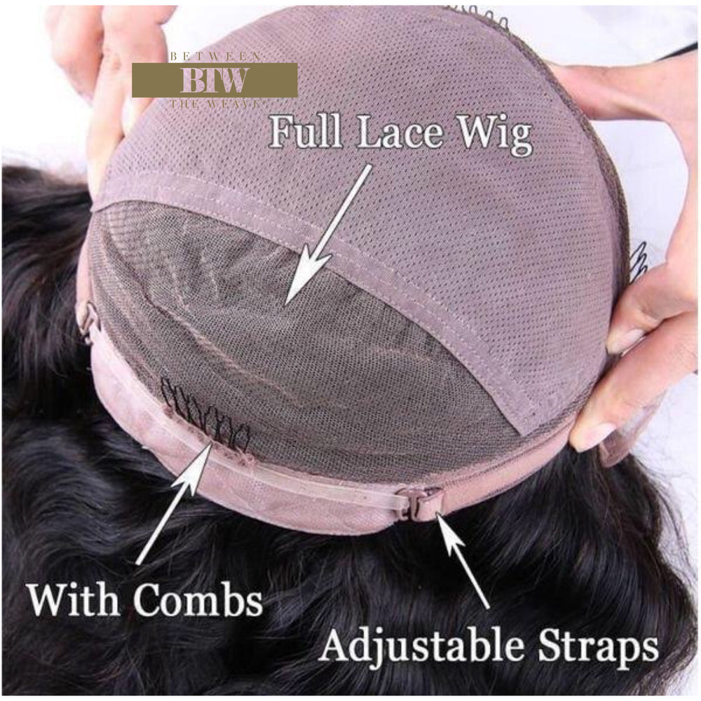 RAW HAIR DEEP CURL WIG- HD LACE WIG