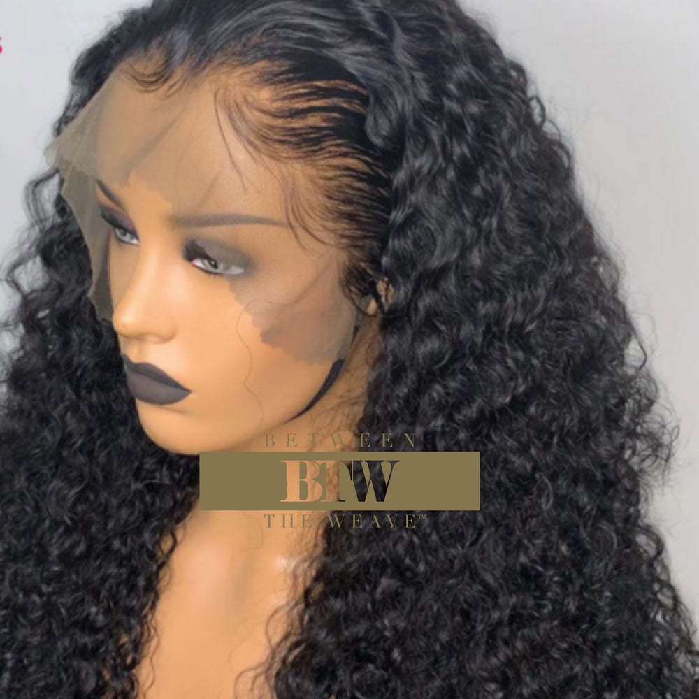 RAW BURMESE CURL- HD LACE WIG