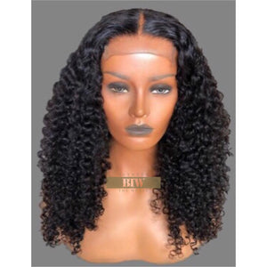 5x5 LACE CLOSURE WIG- %150 SPANISH CURL
