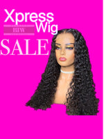 4X4 LACE CLOSURE WIG- %150 SPANISH CURL
