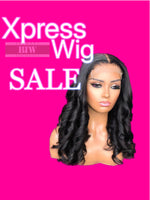 5x5 LACE CLOSURE WIG- Body Wave CURL