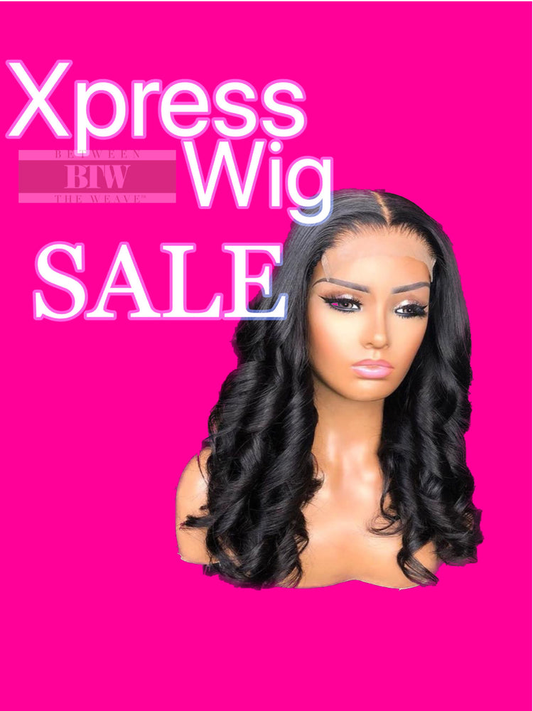 4X4 LACE CLOSURE WIG- %150 DENSITY BODYWAVE CURL