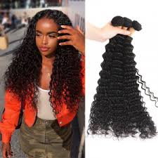 $60 Any Length Mink Christmas Sale  -DEEP WAVE