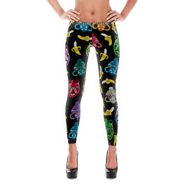 All Coyled Up Leggings - Xs