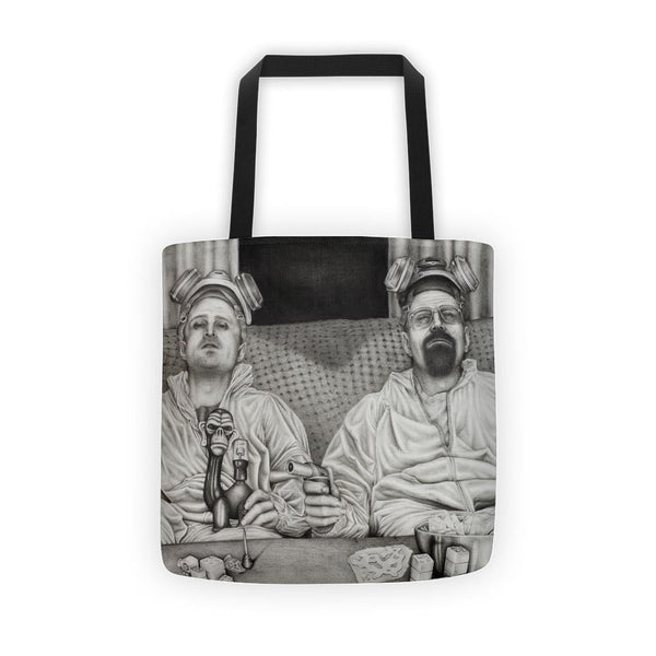 Breaking Slabs Tote Bag