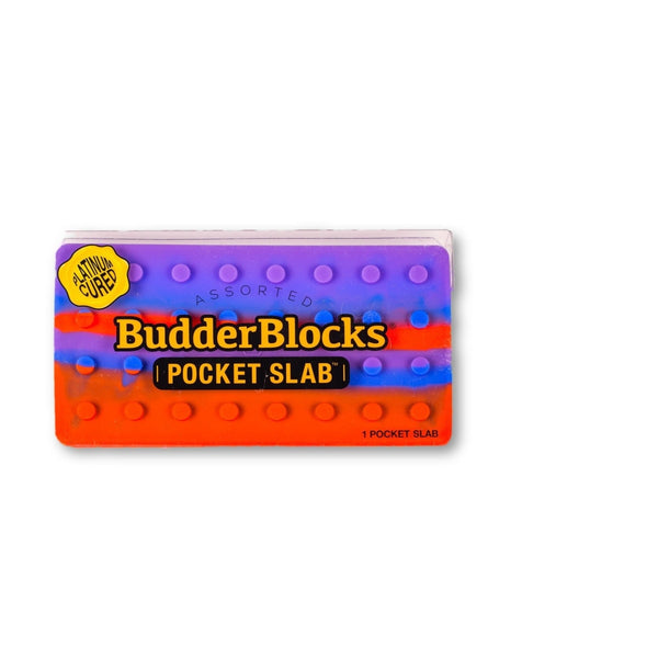 Budderblocks Platinum Cured Pocketslab - Blurple - Budderblocks