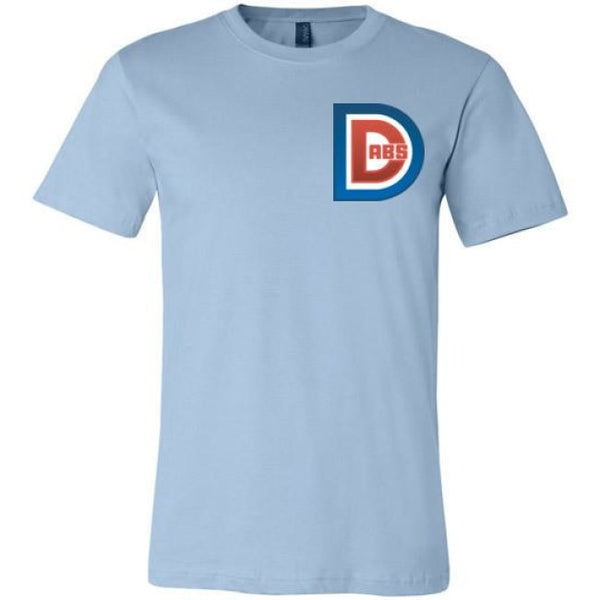 Chicago Dabs Corner Unisex T-Shirt - Light Blue / S