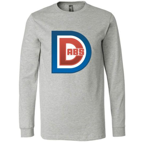 Chicago Dabs Long Sleeve Shirt - Athletic Heather / S