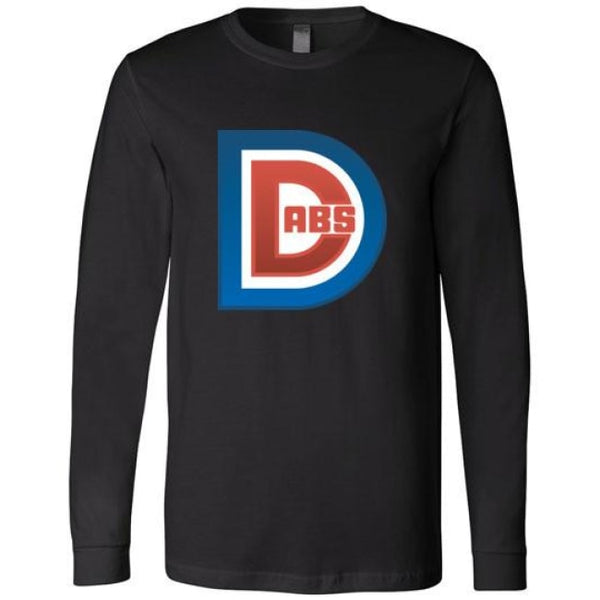 Chicago Dabs Long Sleeve Shirt - Black / S