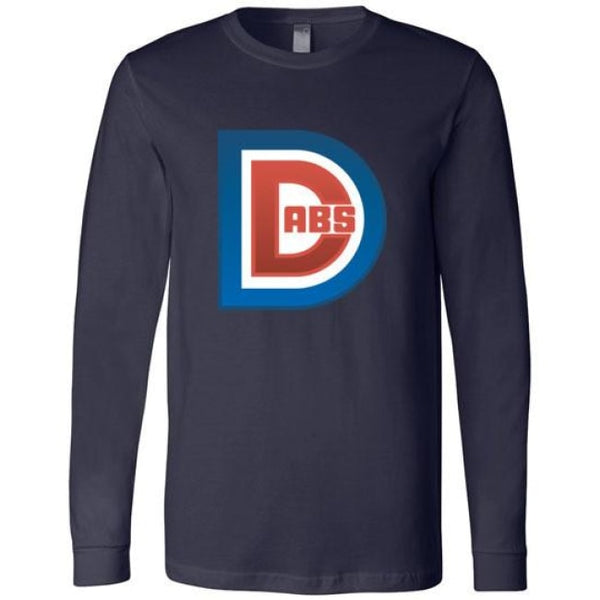 Chicago Dabs Long Sleeve Shirt - Navy / S