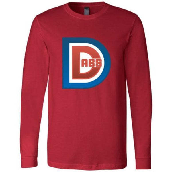 Chicago Dabs Long Sleeve Shirt - Red / S