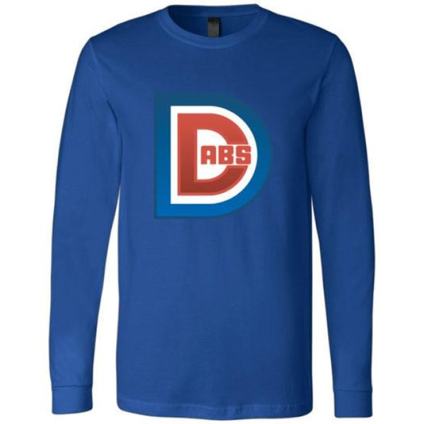 Chicago Dabs Long Sleeve Shirt - True Royal / S