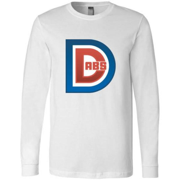 Chicago Dabs Long Sleeve Shirt - White / S