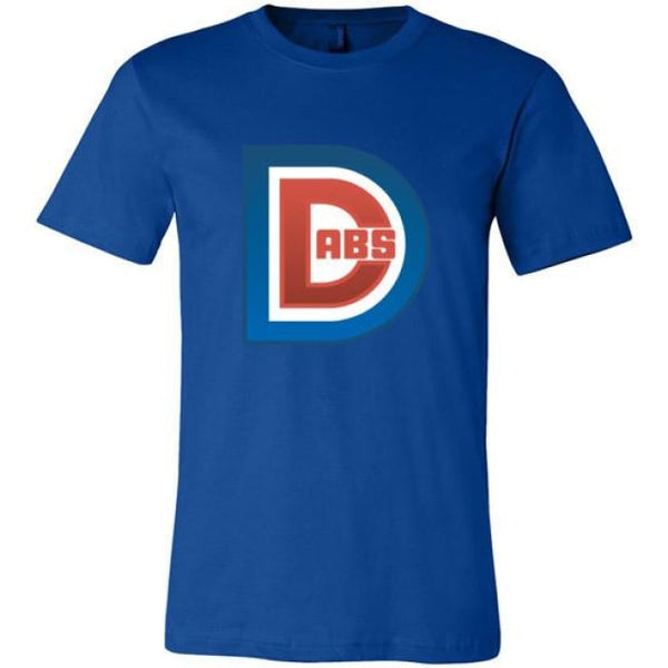 Chicago Dabs Unisex T-Shirt - True Royal / S