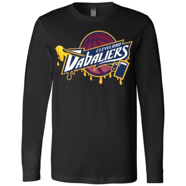 Cleveland Dabaliers Long Sleeve T-Shirt - Black / Xs