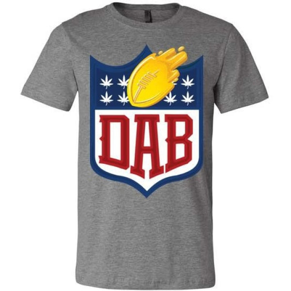 Dab Unisex T-Shirt - Deep Heather / S