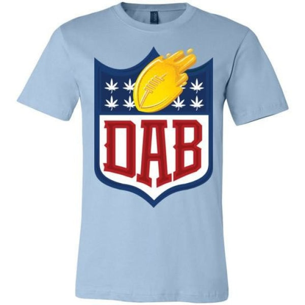 Dab Unisex T-Shirt - Light Blue / S