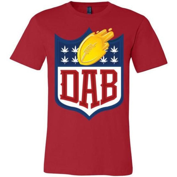 Dab Unisex T-Shirt - Red / S