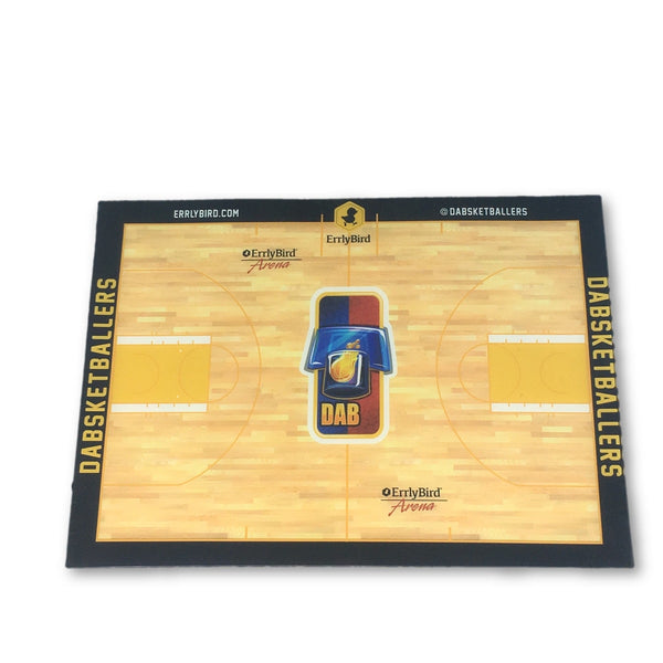 Dabsketball Platinum Cured Silicone Mat - Merchandise
