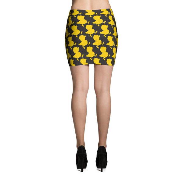 Errlybird Cut & Sew Mini Skirt