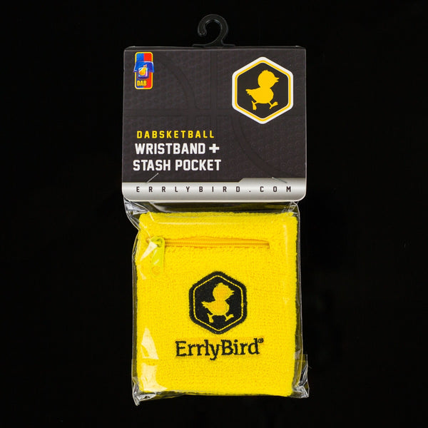 Errlybird Stash Pocket Wristband