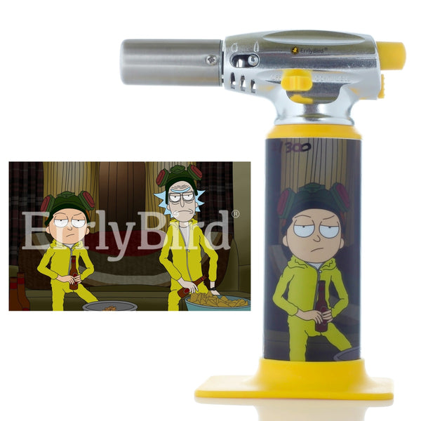 Errlybird Torch Art - Multiple Designs Available - Breaking Morty
