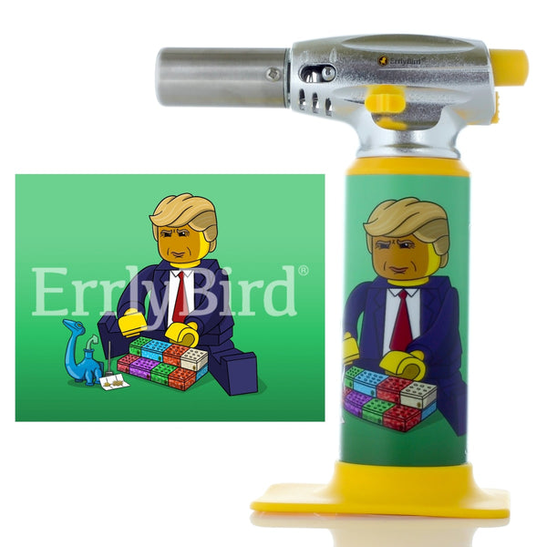 Errlybird Torch Art - Multiple Designs Available - Trump