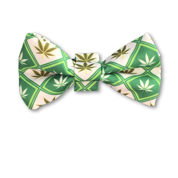 Heady Pet Dog Bow Tie - Argyle
