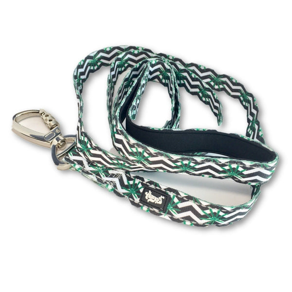 Heady Pet Dog Leash - Chevron