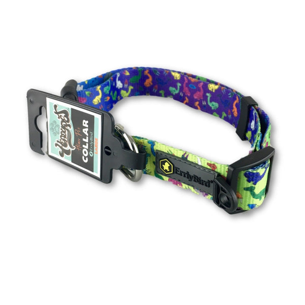 Headypet Collar - Dino Life - Large
