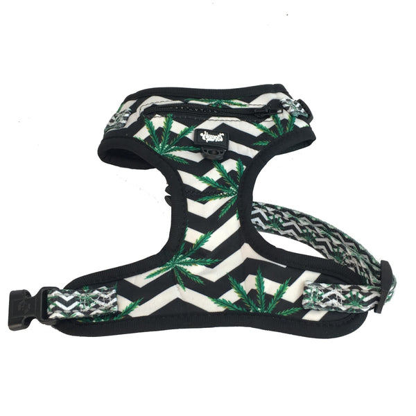 Headypet Harness - Chevron