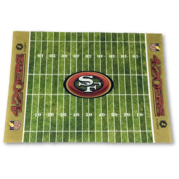 San Francisco 420Ers Platinum Cured Silicone Mat - Merchandise