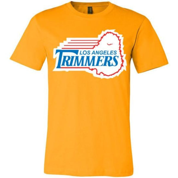 Trimmers Unisex T-Shirt - Gold / S