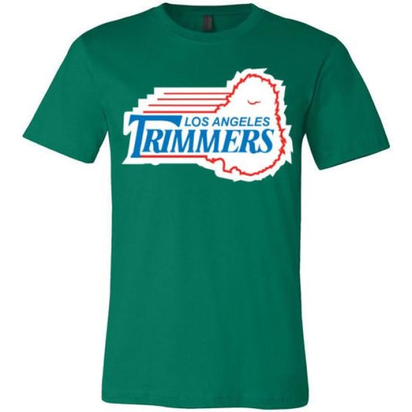 Trimmers Unisex T-Shirt - Kelly / S