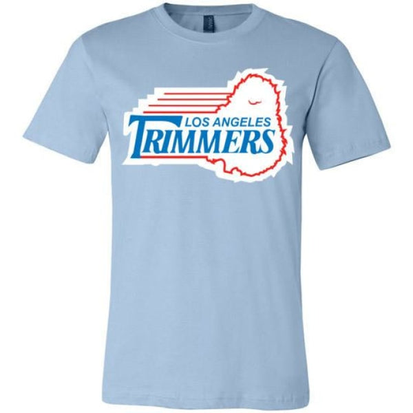 Trimmers Unisex T-Shirt - Light Blue / S