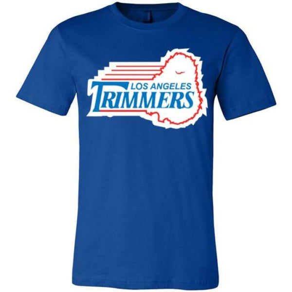 Trimmers Unisex T-Shirt - True Royal / S
