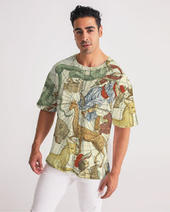 Ancient legend Men's Premium Heavyweight Tee