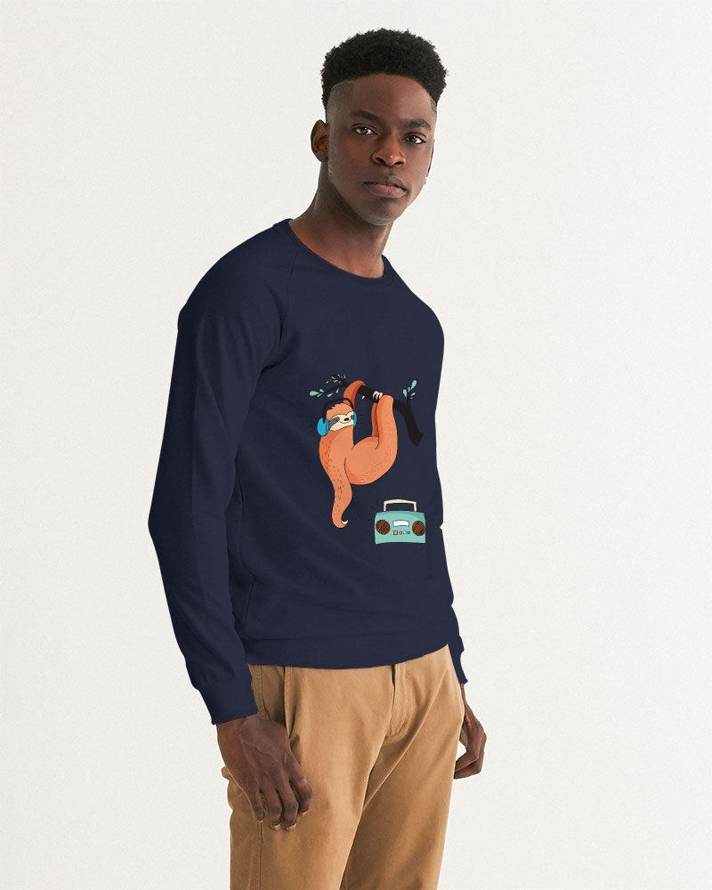 Music Enthusiast Men's Graphic Sweatshirt