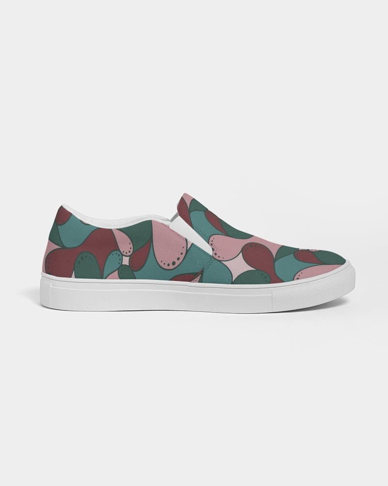 Let's Hug Men's Slip-On Canvas Shoe