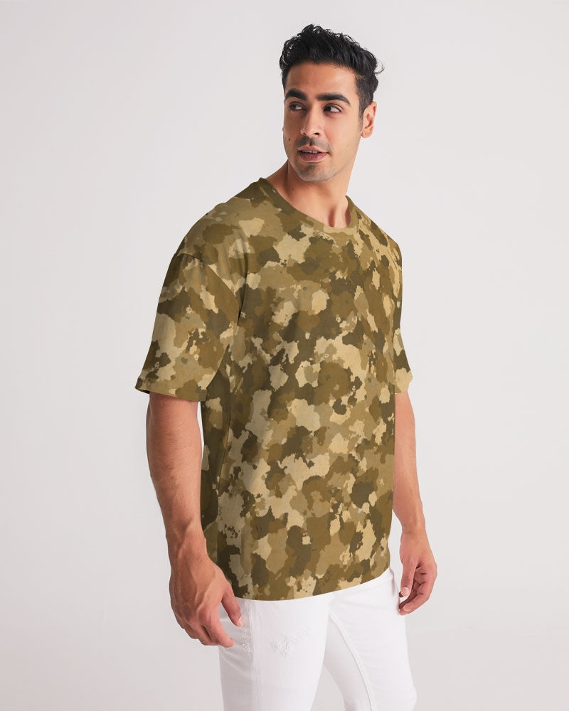 Military Pattern Men's Premium Heavyweight Tee