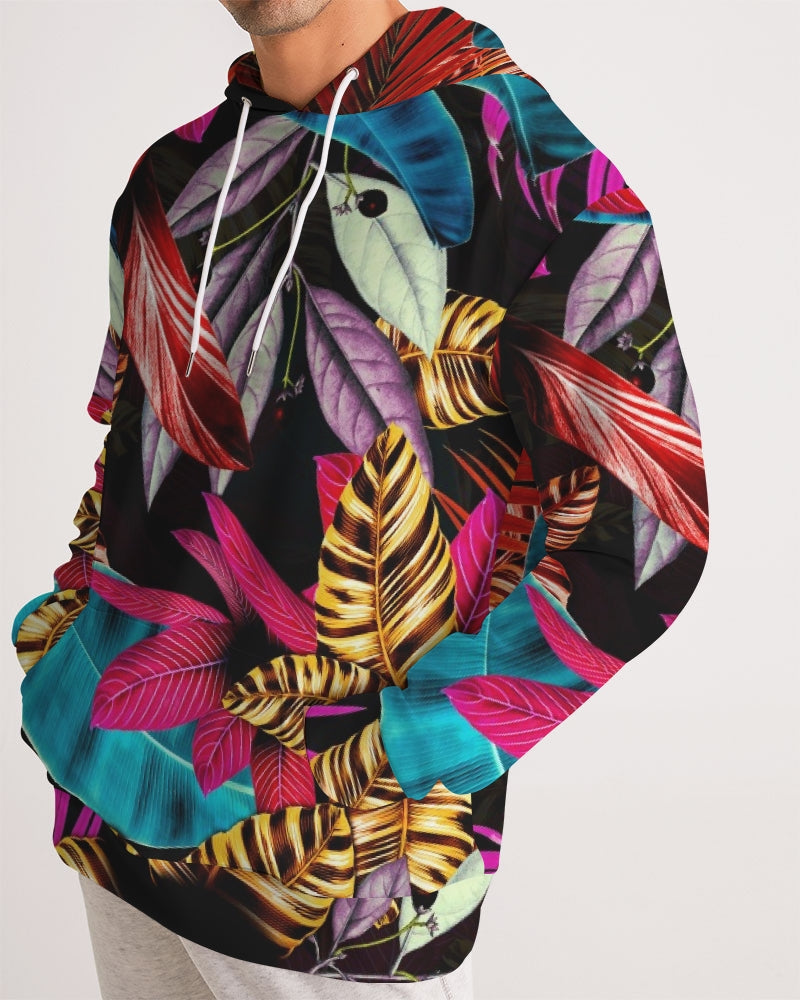Foliage Feather Men's Hoodie