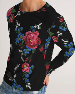 Peony Men's Long Sleeve Tee