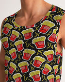 Fries Before Guys Men's Sports Tank