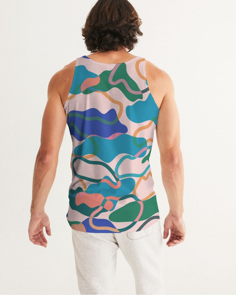 Cotton Candy Men's Tank