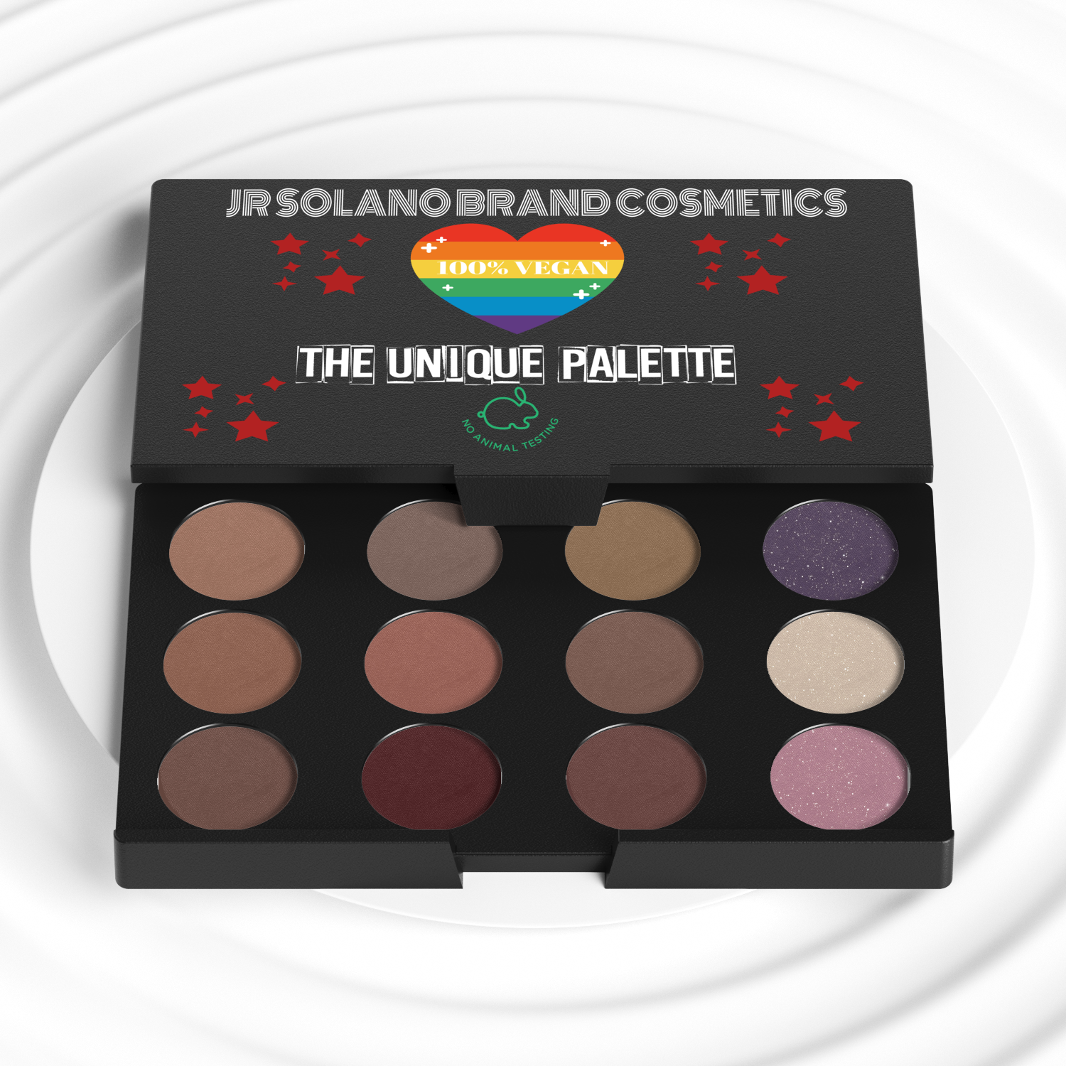 Amber Brown Palette (REGULAR)