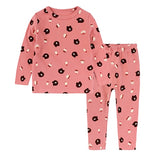 Dogs Bear Print Girls Pyjamas For Baby Boys Sleepwear 2019 Cartoon Girls Pijama Infantil Kids Pajamas Children Clothing Sets